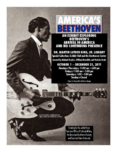 America's Beethoven Exhibit